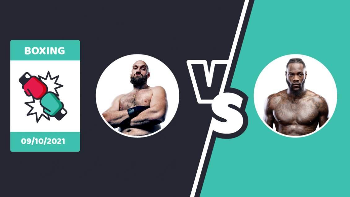 Fury vs Wilder odds - best betting sites